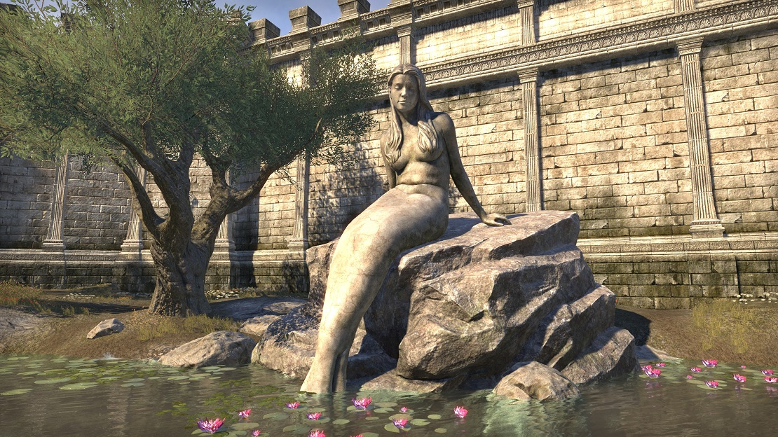 Mephala's Coven Statue